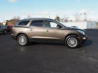 Options:  2008 Buick Enclave Cxl|Awd Cxl 4Dr Suv|2008
