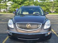 Options:  2008 Buick Enclave Visit Adado Auto Sales