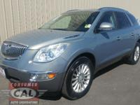 Options:  2008 Buick Enclave Awd 4Dr Cxl|4-Wheel