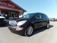 Options:  2008 Buick Enclave Tow Package Sunroof Bose