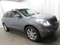 2008 Buick Enclave CXL in Blue... FWD. Ready to roll!