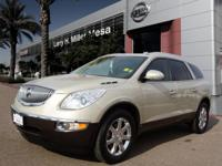 This 2008 Buick Enclave CXL is a real winner with