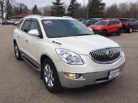 Options:  2008 Buick Enclave Cxl|One Owner Local Trade