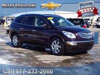 2008 Enclave CXL - Clean CARFAX One Owner