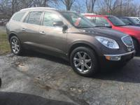 Options:  2008 Buick Enclave Cxl 4Dr Suv|Brown|Fully