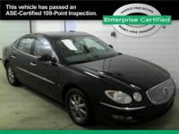 2008 Buick LaCrosse 4dr Sdn CXL 4dr Sdn CXL Our