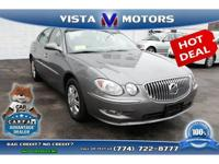 We are proud to present this beautiful 2008 Buick