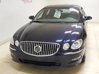 Options:  2008 Buick Lacrosse Cxl Leather|Features
