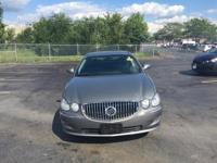 Options:  2008 Buick Lacrosse Cxl|Gray|Save Big!!|Great