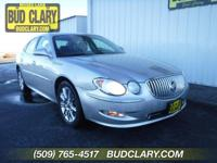 Platinum Metallic 2008 Buick LaCrosse Super FWD 4-Speed