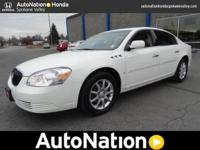 This impressive example of a 2008 Buick Lucerne CXL is
