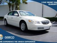 Recent Arrival! Clean CARFAX. 2008 Buick Lucerne CX in