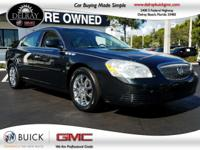 Options:  2008 Buick Lucerne Cxl| |Air Bags|Dual-Stage