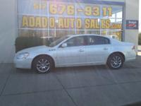 Options:  2008 Buick Lucerne Visit Adado Auto Sales