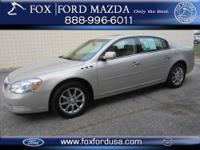 CHECK OUT THIS LIKE NEW SPACIOUS 4-dr 2008 BUICK