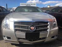 Drive away with this beautiful 2008 Cadillac CTS. Down