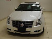 Options:  2008 Cadillac Cts Awd Skyroof