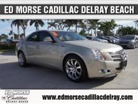 When it was new, critics enjoyed driving the CTS!