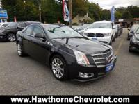 2008 Cadillac CTS AWD w/1SA AWD Sedan presented in