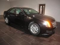 Options:  2008 Cadillac Cts Base|Black|Check Out This