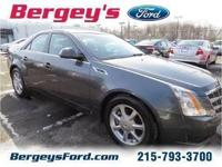 2008 Cadillac CTS Sedan 4DVIN: 1G6DF Stock: FT6355Ext.
