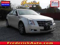 AWD. Classy White! Drive this home today! We have 4