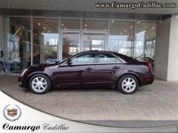 Come see this 2008 Cadillac CTS AWD with 1SA. It has an