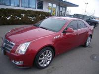 2008 Cadillac CTS 4dr Sedan Base w/1SB Base Our
