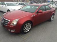 Exterior Color: crystal red tintcoat, Body: Sedan 4dr