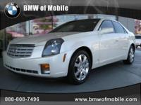 2008 CADILLAC CTS Sedan 4dr Sdn RWD w/1SA Our Location