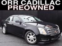 2008 Cadillac CTS Sedan Our Location is: Orr Pre-Owned