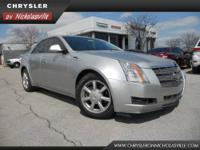 2008 Cadillac CTS Sedan RWD w/1SB Our Location is: