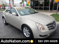 2008 CADILLAC CTS w/1SA Sedan Our Location is: Suburban