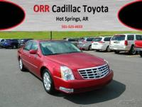 2008 Cadillac DTS Our Location is: ORR Cadillac Toyota