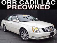 2008 Cadillac DTS Our Location is: Orr Pre-Owned - 4555