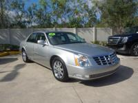 This outstanding example of a 2008 Cadillac DTS w/1SC