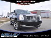 2008 Cadillac Escalade All Wheel Drive* HEATED / COOLED