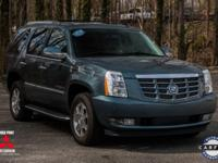 2008 Cadillac Escalade Base Blue Cadillac Escalade AWD