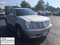 New Price! 2008 Escalade AWD Local Trade, Non-Smoker,