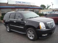 THIS  IS A VERY SHARP 2008 CADILLAC ESCALADE V-8