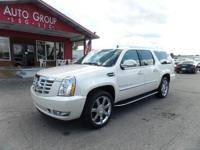 Options:  2008 Cadillac Escalade Visit Auto Group