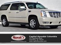 Drive the best with this 2008 Cadillac Escalade Ultra