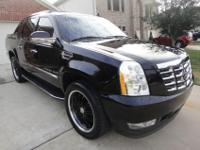 2008 Cadillac Escalade EXTStandard equipmentPower
