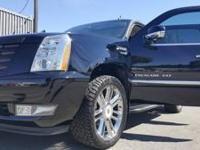 Options:  2008 Cadillac Escalade |Miles: 112876|Color: