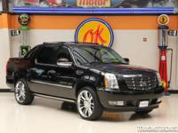 This 2008 Cadillac Escalade EXT is in great shape with