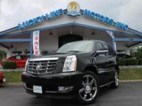 2008 Cadillac Escalade AWD with effective V8, 6.2 L