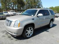 2008 CADILLAC Escalade SUV AWD 4dr Our Location is: