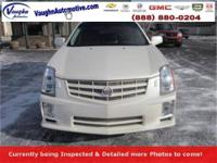 SRX V8, Northstar 4.6L VVT V8 SFI, 6-Speed Automatic