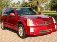 ***CLEAN! CADILLAC SRX in EXCELLENT CONDITION** with