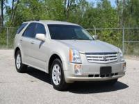 Cadillac Style! Clean Carfax Report, All Wheel Drive,